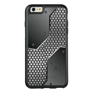 モダンな金属質の幾何学的設計 オッターボックスiPhone 6/6S PLUSケース