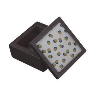 モダンな雨滴の記念品箱 ギフトボックス