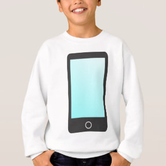 モダンな電話 スウェットシャツ