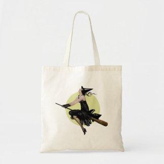 モダンな魔法使いのバッグ トートバッグ