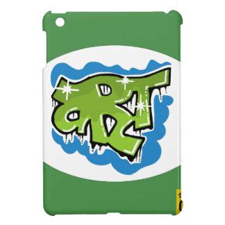 """モダンなiPad Miniの場合。 """"芸術"""" iPad Mini カバー"""
