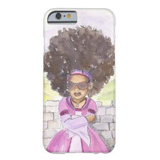 モダンなRapunzelのアフリカのiPhone6ケース Barely There iPhone 6 ケース