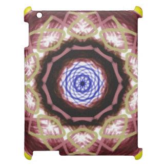モダンの抽象的なパターン iPadケース