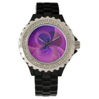 モダンの抽象的なNumberless腕時計 腕時計
