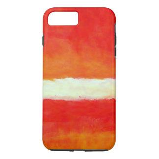 モダンの抽象的なRothkoのスタイルのiPhone 7のプラスの場合 iPhone 7 Plusケース