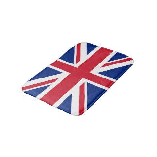 モダンの涼しい英国国旗の旗のロンドンのファッション バスマット