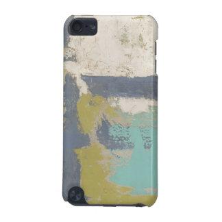 モダンの自由な表現の絵画 iPod TOUCH 5G ケース
