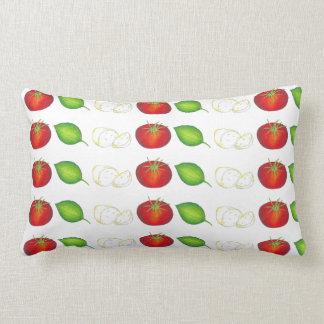 モツァレラのトマトのベズルのイタリア人のイタリアの食糧枕 ランバークッション
