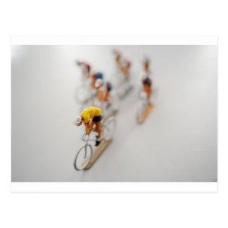 モデルサイクリスト ポストカード