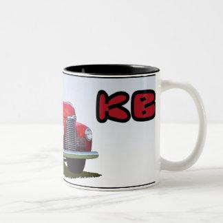 モデルKB ツートーンマグカップ