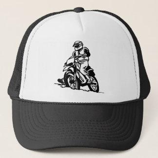 モトクロスのオートバイ キャップ