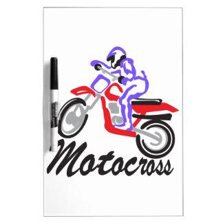 モトクロス ホワイトボード