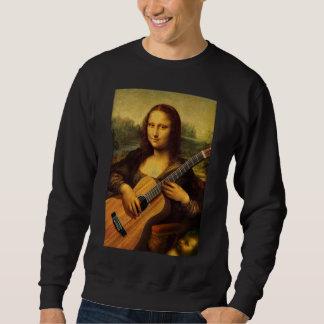 モナのギター スウェットシャツ