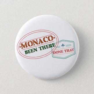モナコそこにそれされる 5.7CM 丸型バッジ