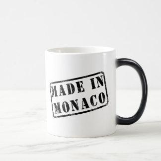 モナコで作られる マジックマグカップ