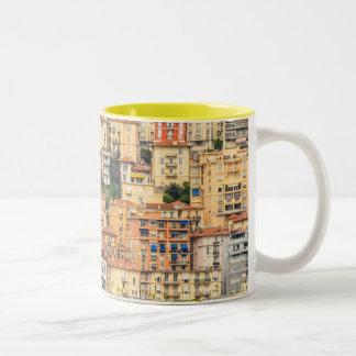 モナコのマグ ツートーンマグカップ