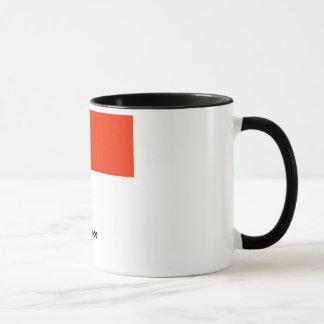 モナコのマグ マグカップ
