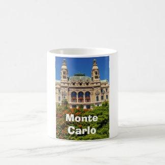 モナコのモンテカルロ コーヒーマグカップ