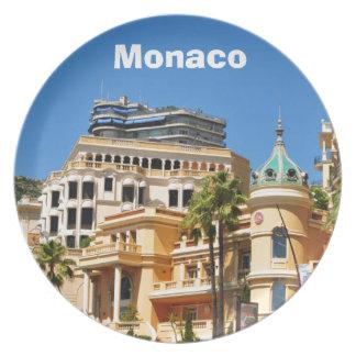 モナコのモンテカルロ プレート