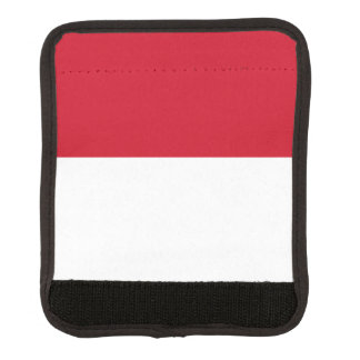 モナコのラゲージハンドルラップの旗 ラゲージ ハンドルカバー