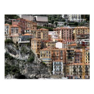 モナコの写真のOla Berglund ポストカード