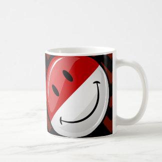 モナコの微笑の旗 コーヒーマグカップ