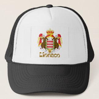 モナコの旗の記念品の帽子 キャップ