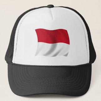 モナコの旗 キャップ