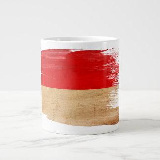 モナコの旗 ジャンボコーヒーマグカップ