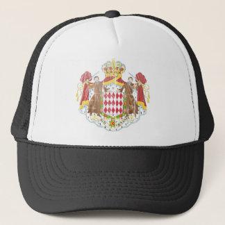 モナコの紋章付き外衣 キャップ