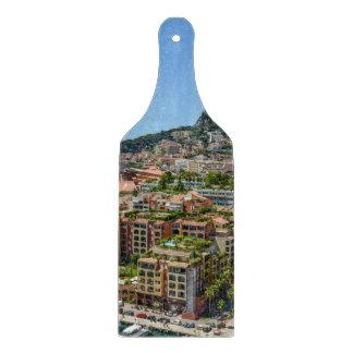 モナコモンテカルロの写真 カッティングボード