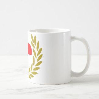 モナコ中心 コーヒーマグカップ