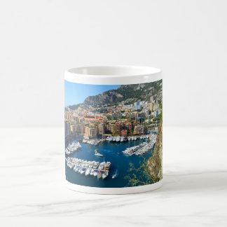 モナコ港 コーヒーマグカップ