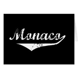 モナコ カード