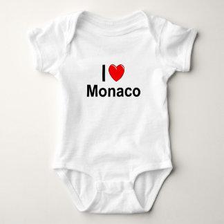 モナコ ベビーボディスーツ