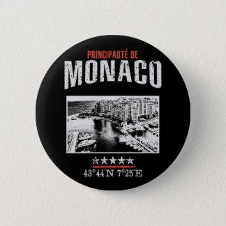 モナコ 5.7CM 丸型バッジ