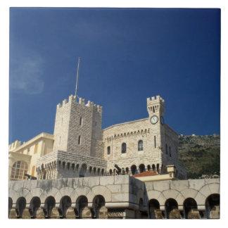 モナコ、Cote d'Azurの王子の宮殿 タイル