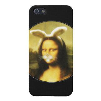 モナ・リザのイースターのウサギ iPhone 5 カバー