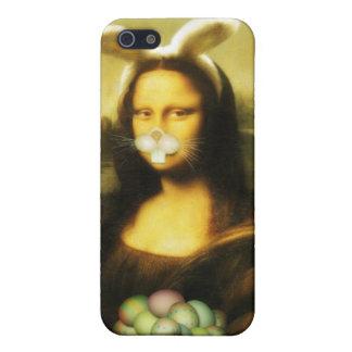 モナ・リザのイースターのウサギ iPhone 5 ケース