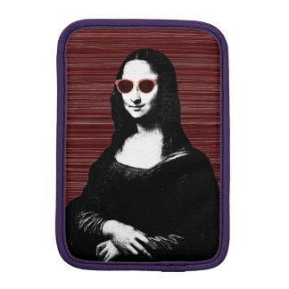 モナ・リザのポップアート iPad MINIスリーブ
