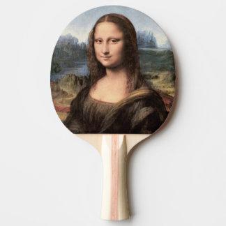 モナ・リザのポートレート/絵画 卓球ラケット