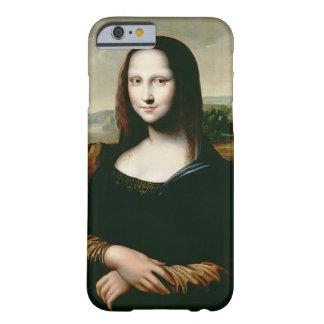 モナ・リザのレオナルドda Vin著絵画のコピー Barely There iPhone 6 ケース