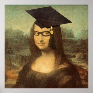 モナ・リザの卒業式の日 ポスター