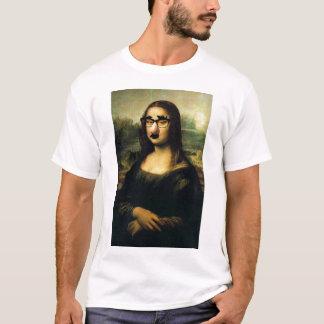 モナ・リザの変装 Tシャツ
