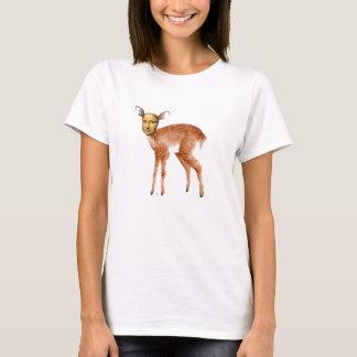 モナ・リザの子鹿 Tシャツ