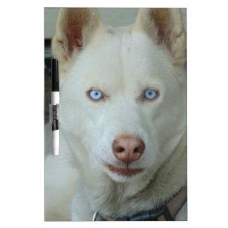 モナ・リザの私の目 ホワイトボード