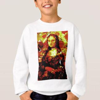モナ・リザの秋 スウェットシャツ
