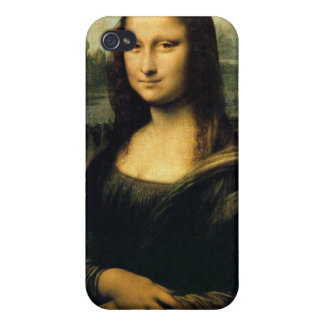 モナ・リザのIphone 4ケース iPhone 4/4Sケース