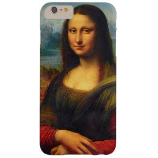モナ・リザのiPhone 6のプラスの場合 Barely There iPhone 6 Plus ケース