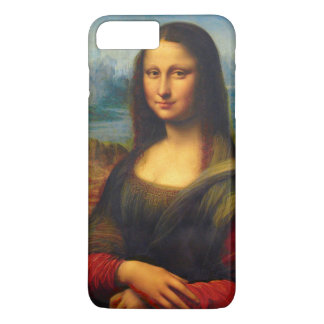 モナ・リザのiPhone 7のプラスの場合 iPhone 8 Plus/7 Plusケース